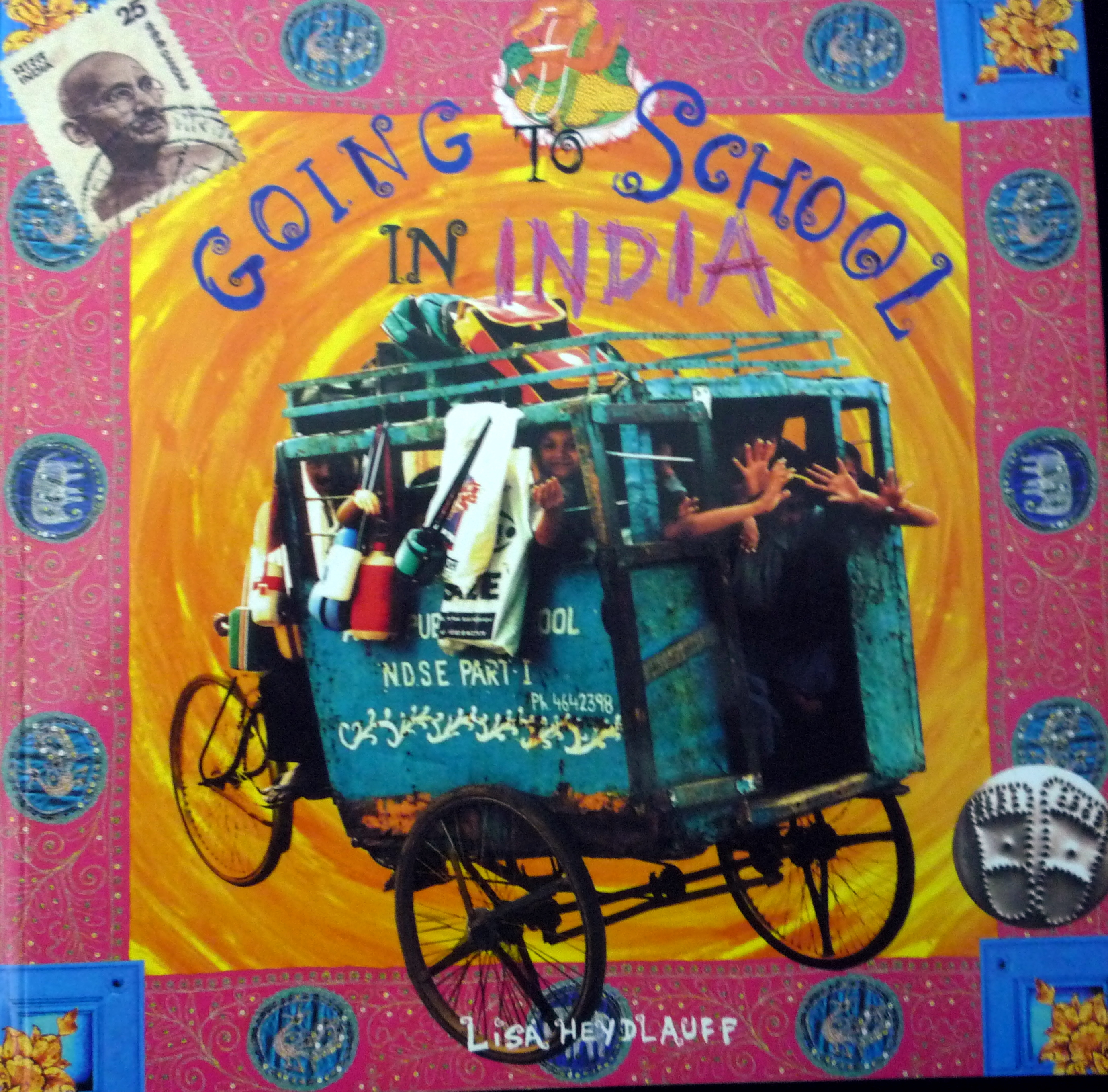 """Going to school in India"""