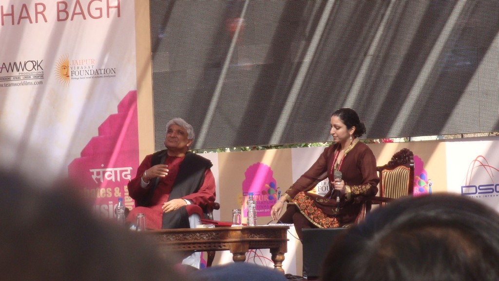 Javed Akhtar in